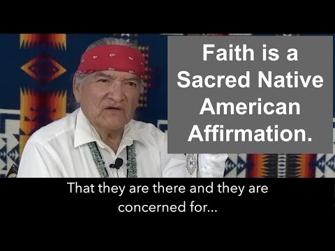 Four Sacred Native American (Diné) Affirmations