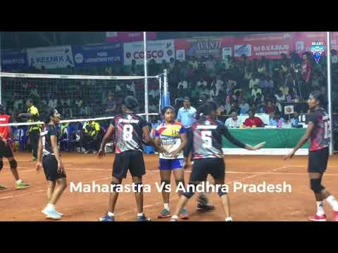 Maharashtra vs Andhra Pradesh | Federation cup 2018 Highlights  Watch HD