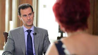 Башар Асад в интервью «Комсомольской правде» В Сирии запахло Третьей мировой войной