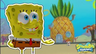 BFBB REMAKE IN ROBLOX!? | Spongebob Battle for Bikini Bottom: Roblox Edition