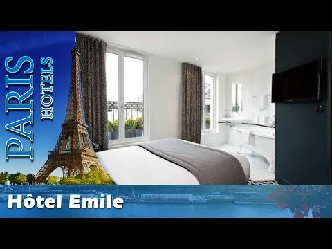 Hôtel Emile - Paris Hotels, France