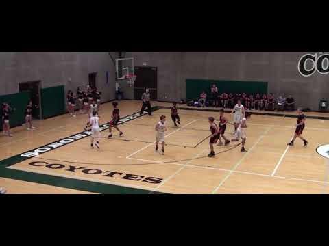 VIDEO: Santa Rosa vs Sonoma Academy 11-21-19