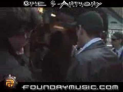 Opie and Anthony: March to XM with bagpipes