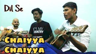 Chaiyya Chaiyya Guitar Cover By   Sagar Kapoor   Ramanuj Mishra   Bobby Rana