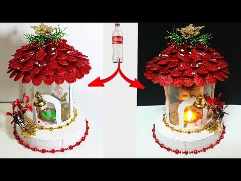 diy:-new-design-showpiece/lantern-made-from-waste-plastic-bottle|-diy-christmas-lantern-craft-ideas