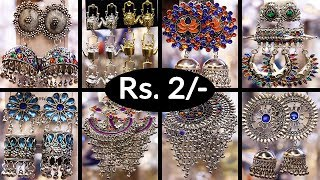 Largest Collection of Oxidised Jewellery ever | Best Oxidised Jewellery Collection