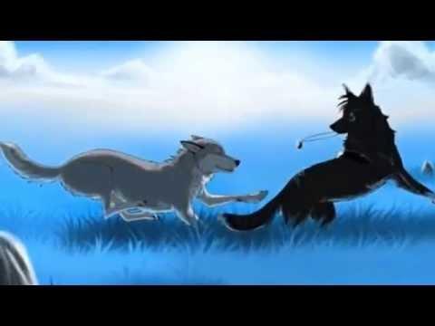 Anime wolves- fantasic baby