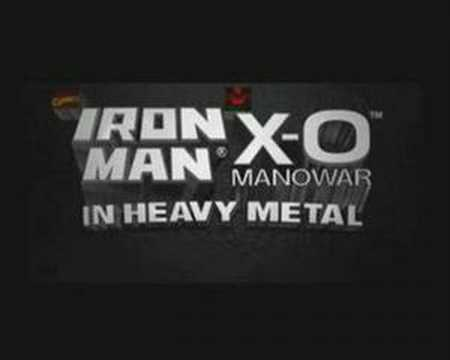 Iron Man X-O Manowar Intro Acclaim Playstation Pal Version