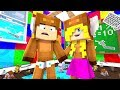 Minecraft Daycare - MOOSECRAFT'S LITTLE SISTER?! (Minecraft Kids Roleplay)
