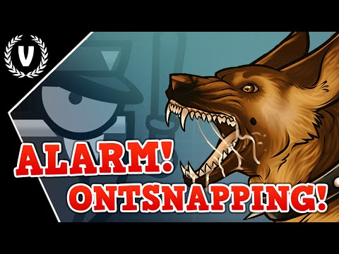 """""""ALARM! ONTSNAPPING!"""" - Prison Architect - Aflevering 12"""
