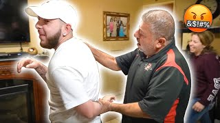 I WENT TOO FAR THIS TIME! (DAD FREAKOUT)