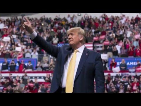 Trump participates in 'Make America Great Again!' rally