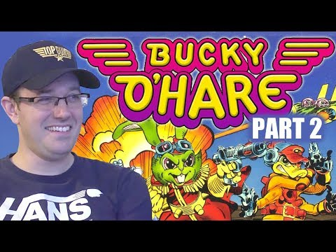 Bucky O'Hare (Part 2) James & Mike Mondays