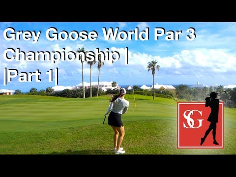 Grey Goose World Par 3 Championship {Part 1 Recap}