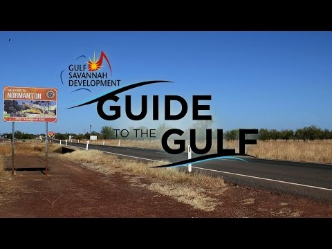 Guide To The Gulf - Episode 25 - Normanton