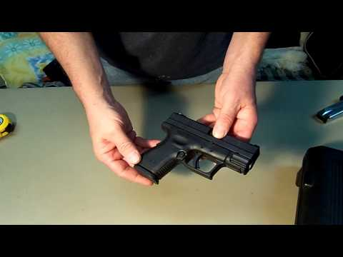 SPRINGFIELD XD 9 SUB COMPACT, 9mm PISTOL FOR CCW