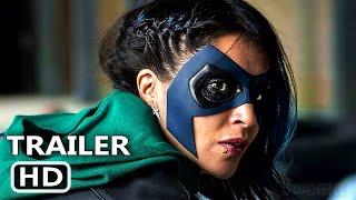 ငါ SUPERHERO နောက်တွဲယာဉ် (၂၀၂၁) သိပ္ပံဝတ္ထု၊ Netflix ရုပ်ရှင်ဘယ်လိုဖြစ်လာပြီလဲ