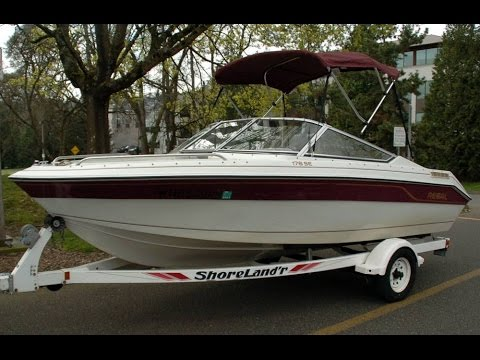 17' Regal Boats 176 SE