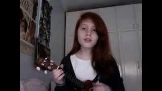 The Beatles - Something (ukulele cover)