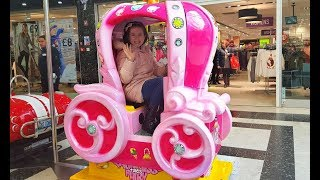 Ride on Princess Fairy Carriage