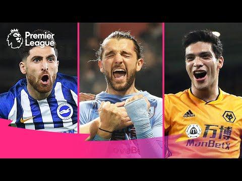 BEST Premier League Goals of the Month   January   2019/20 - 2015/16