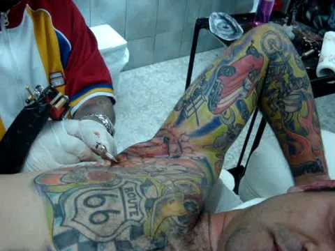 Salou Ink Tattoo (Jei Mantovani)