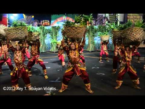 Aliwan Fiesta 2012: Lembuhong Festival of South Cotabato