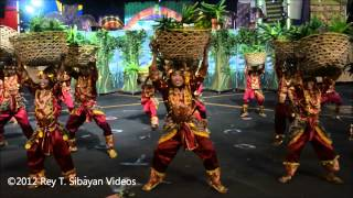 Aliwan Fiesta 2012: Lembuhong Festival of South Cotabato