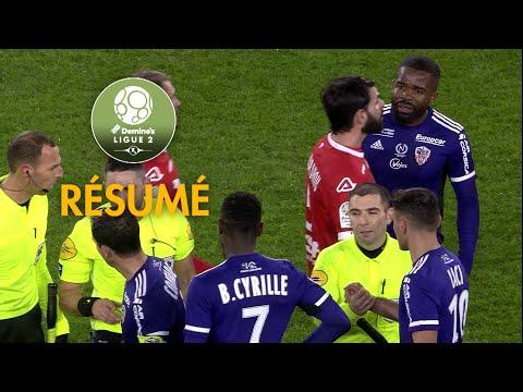 Valenciennes AC Ajaccio Goals And Highlights