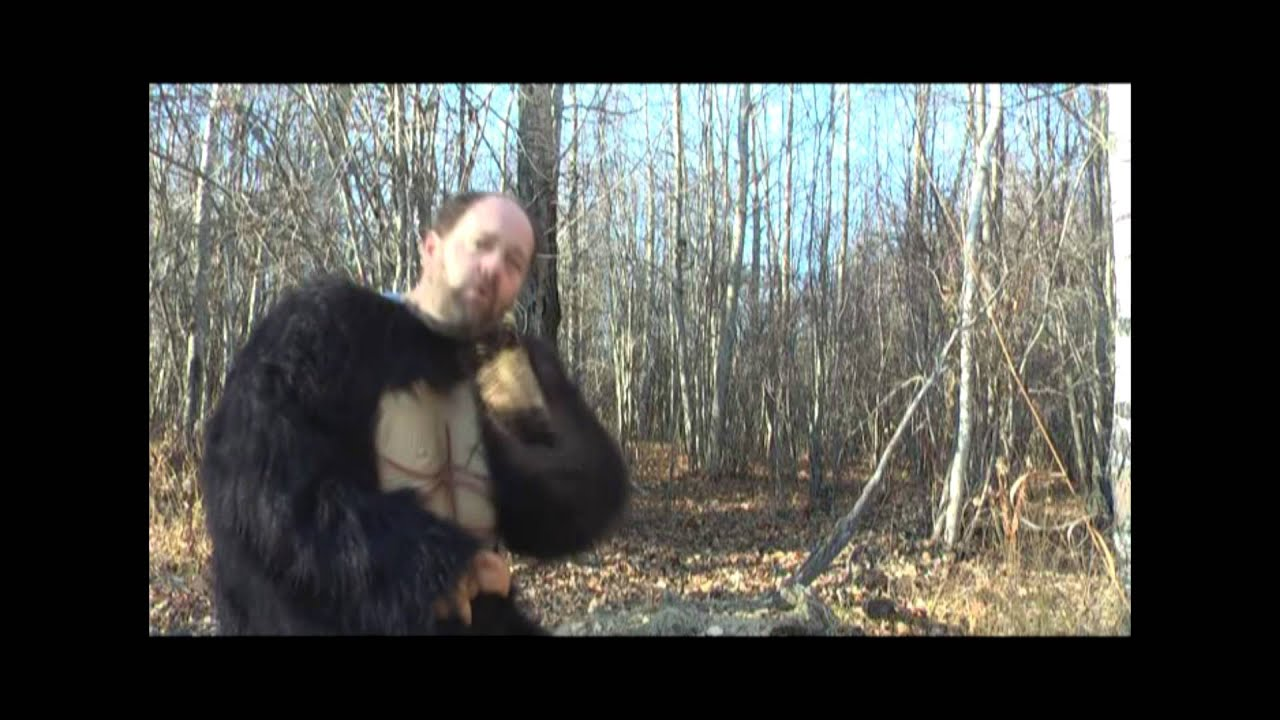 Part chimp! This is Genesis Week, episode 8 season 3 with Ian Juby/Wazooloo by wazooloo