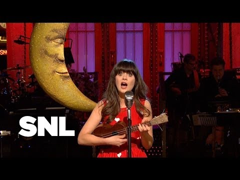 Zooey Deschanel Monologue - Saturday Night Live