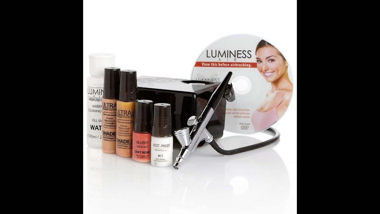 LuminessAir Airbrush Makeup SystemEasy To Use· Professional Technology· Amazing Results· Monthly Payments.