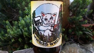 Beer Here Wicked Wheat Ale   Danish Craft Beer Review