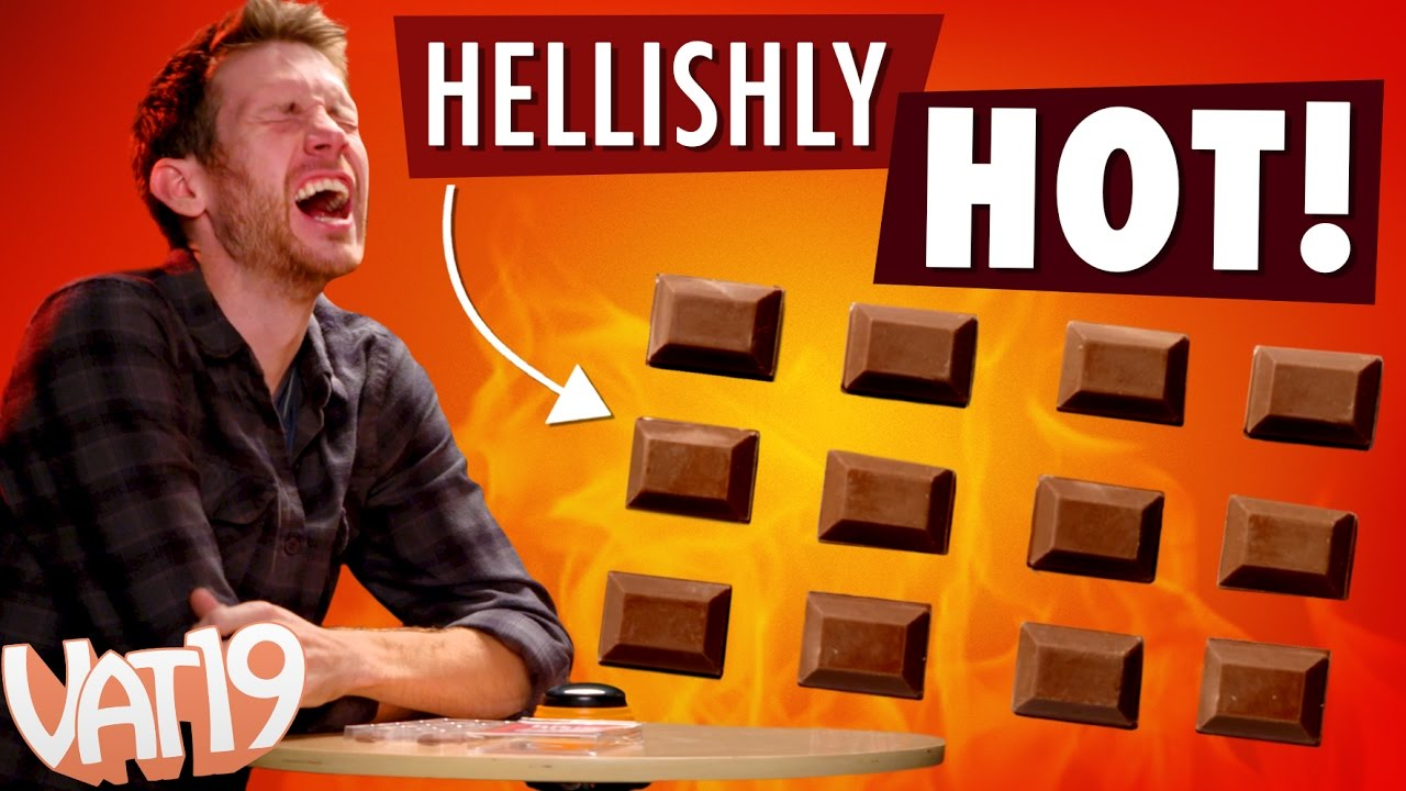 Burn or Bliss: The Spicy Chocolate Challenge