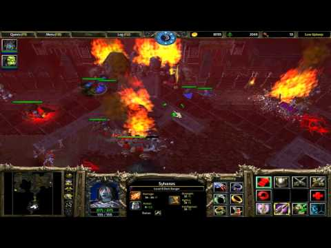 Warcraft 3: Curse of the Forsaken 6.2 - Memories