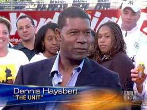 Dennis Haysbert On 'The Unit' CBS