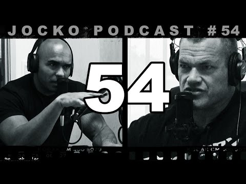 "Jocko Podcast 54 w/ Echo Charles: ""The Armed Forces Officer"" Ultimate Respect"