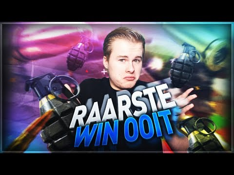 DE RAARSTE WIN OOIT!! - Fortnite Battle Royale (Nederlands)