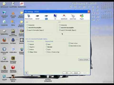 BIOS 0.9.7 TÉLÉCHARGER PCSX2