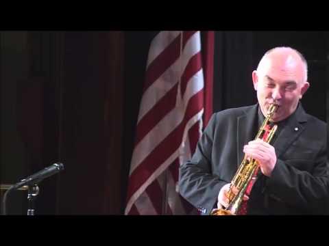 James Morrison Trumpet Blessed Assurance & NYSB