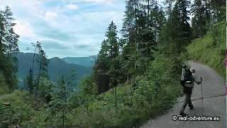 Von der Wimbachbrücke zum Watzmannhaus - Abenteuer Alpin 2011 (Folge 15.2)
