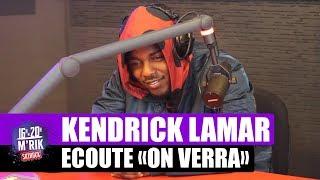 Kendrick Lamar écoute