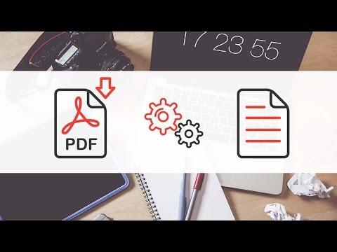 Jak edytować .pdf - Najlepsze narzędzia i efekty
