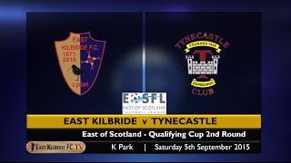East Kilbride vs Tynecastle FC