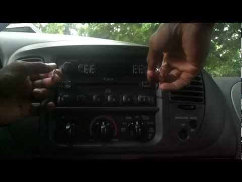 Ford F150 F250 Car Stereo No Sound   Ford-trucks
