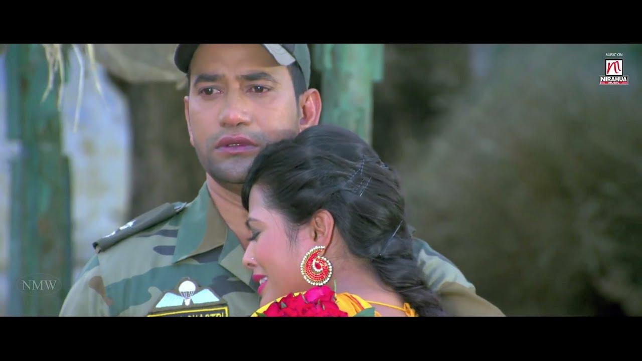 बहिन तोहरा सुहाग के रक्षा हम करब | Best Scene | Border | Nirahua | Richa Dixit