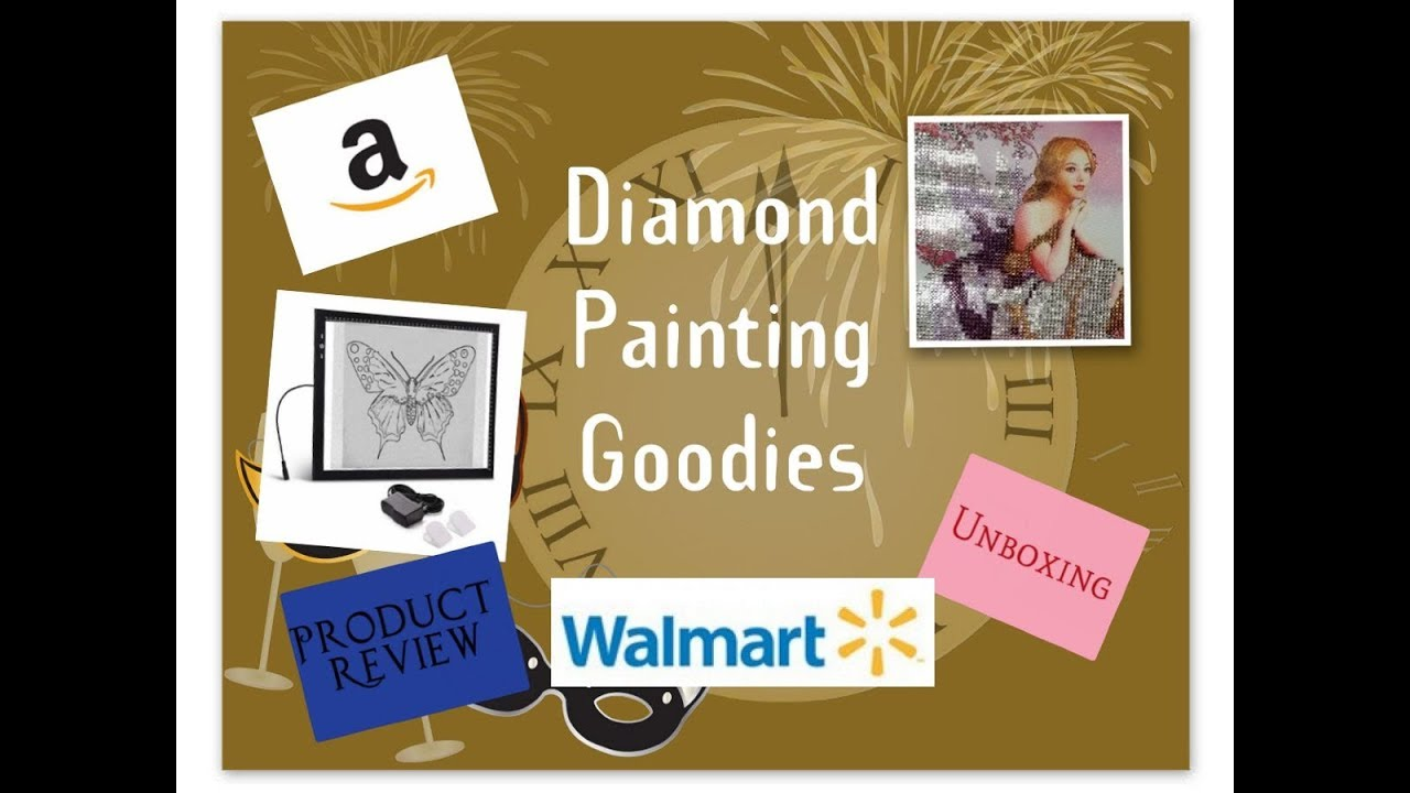 93e668c87a Diamond Painting Goodies - A3 Light Pad - Unboxing Replacement ...
