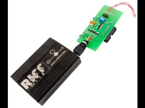 Adapter EMMC for Riff BOX (RC1000)