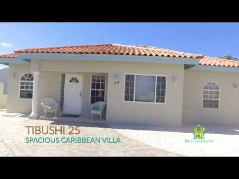 Tibushi- Spacious Caribbean Villa With Private Pool