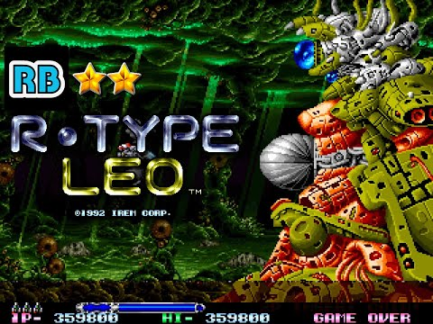 1992 60fps R Type Leo Nomiss All Youtube